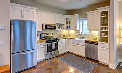 Kitchen, Miramar Apartments, 1
