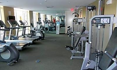 Fitness Weight Room, 1745 E Hallandale Beach Blvd 802W, 2