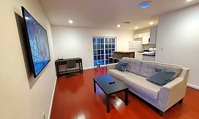Living Room, 6937 Shoshone Ave, 1