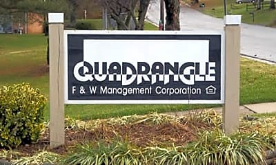 Quadrangle Apartments, 1