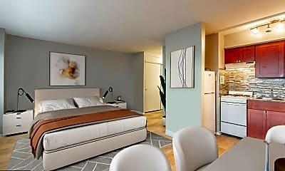 Bedroom, 2101 Chestnut St 924, 2