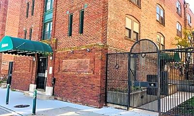 Building, 2209 Jones St, 1