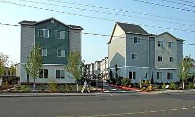 Building, 3910 Sunnyview Rd NE, 2