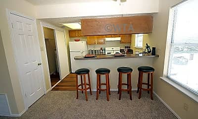 Kitchen, 2100 Willowbend Dr, 1