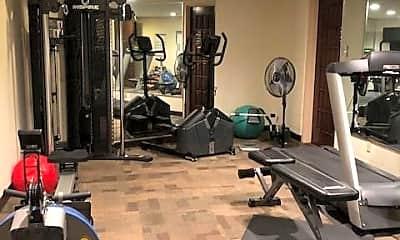 Fitness Weight Room, 4350 Ocean Dr 205, 2