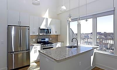 Kitchen, 33 Ashland Ave PH15, 1