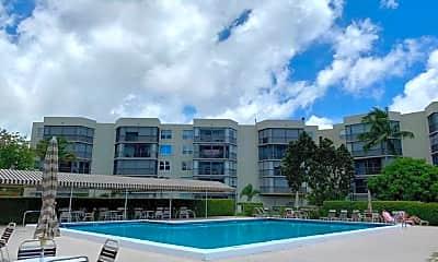 Pool, 6400 NW 2nd Terrace 417, 2