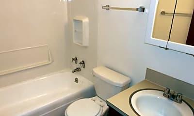 Bathroom, Olympic View, 2