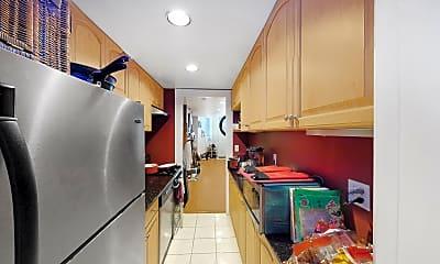 Kitchen, 352 Tappan Street, Unit 1, 1