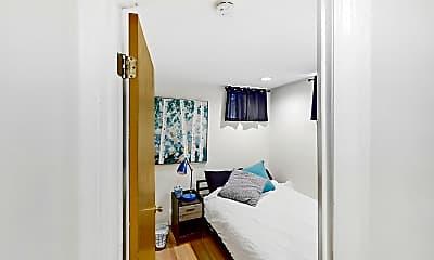 Bedroom, 423 Shawmut Avenue, Unit 3, 1
