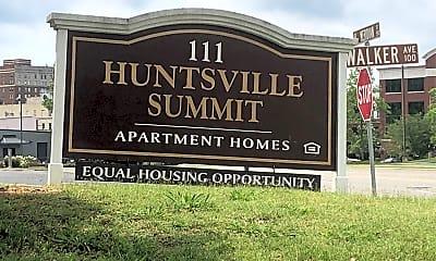 Huntsville Summit, 1