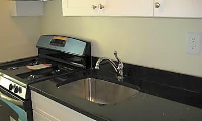 Kitchen, 1 Prospect Park Southwest, 1