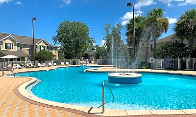 Pool, 507 Lighthouse Road, 2