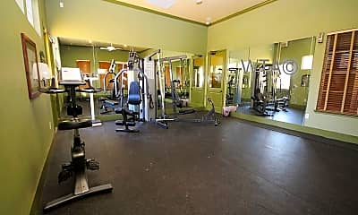 Fitness Weight Room, 3400 Shoreline Dr, 2