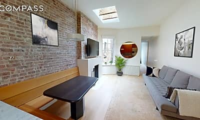 Living Room, 281 W 11th St 5-A, 0