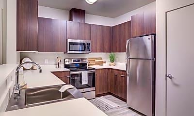 Kitchen, Union Park Apartments, 1
