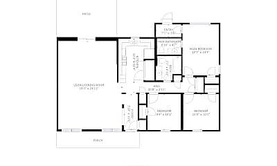 Building, 6476 Tulane Rd, 2