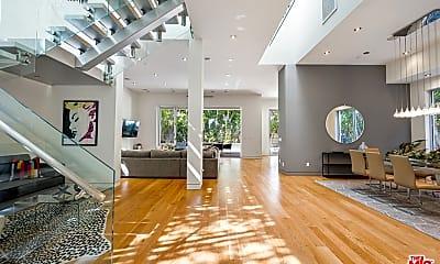 Living Room, 6359 Colgate Ave, 1