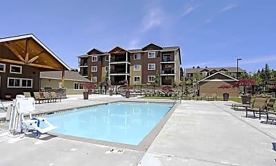 Pool, Lewis Ridge, 0