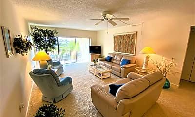 Living Room, 2090 N Atlantic Ave 208, 1