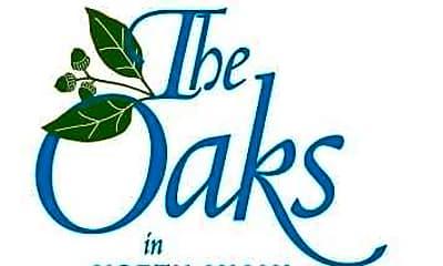 Community Signage, The Oaks in North Miami, 2