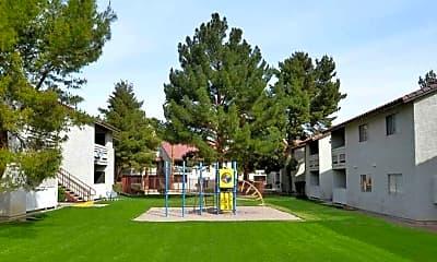 Playground, Silver Palms, 0