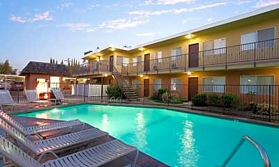 Pool, Fair Oaks, 2