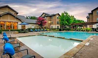 Pool, Legacy Heights, 1