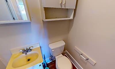 Bathroom, 520 C West Frederick Street, 2