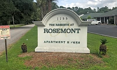 Reserve at Rosemont, 1