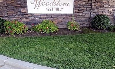 Woodstone Apartments, 1