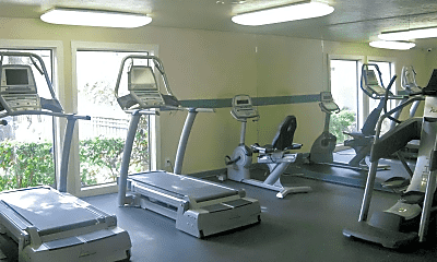 Fitness Weight Room, 2301 Avenue H, 1