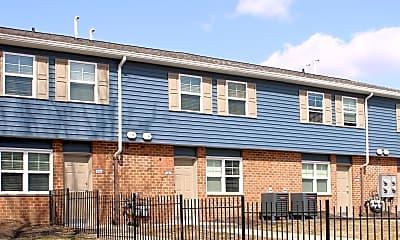 Building, 1710 Circle Road, 1