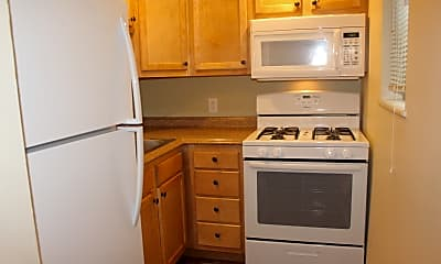 Kitchen, Piper Drive Apartments, 0