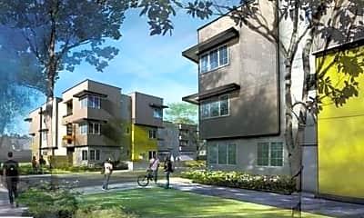 Building, 1221 Coburg Rd, 1