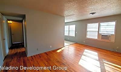 Living Room, 4810 Boyd St, 1