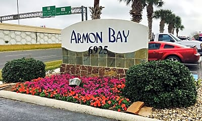 Community Signage, Armon Bay, 2