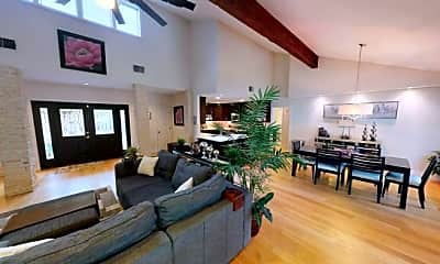 Living Room, 1706 Lakeway Blvd, 1