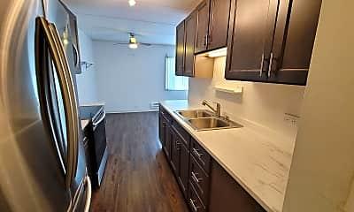 Kitchen, 10 Oak Ave, 1
