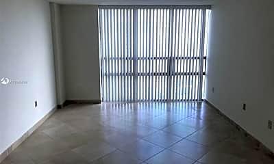 Living Room, 1450 Brickell Bay Dr, 1