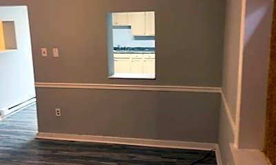 Bedroom, 132 N 1st St, 1