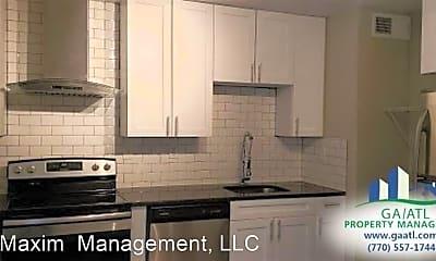 Kitchen, 393 Stone Mountain St, 1