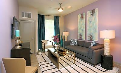 Living Room, 700 E Algonquin Rd 4306, 1