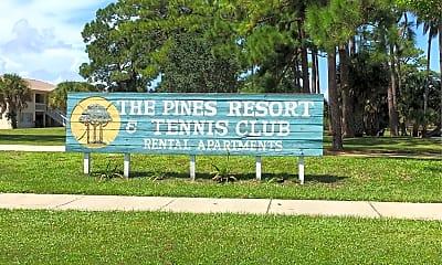 Pines Resort & Apartments, 1