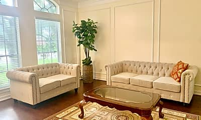 Living Room, 4922 Hillswick Dr, 1