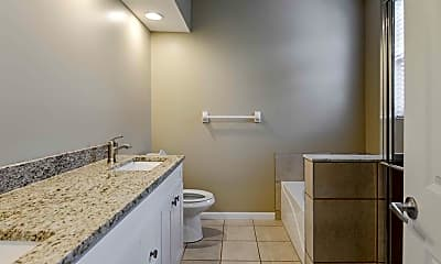 Bathroom, Drayton Court, 2