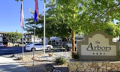 Community Signage, The Arbors, 1