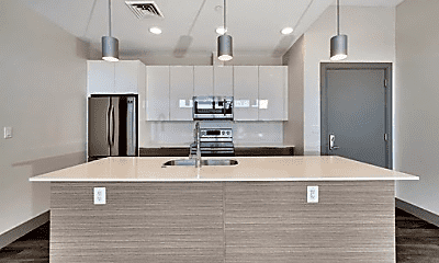 Kitchen, 400 Mystic Ave, 1
