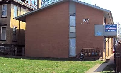 Building, 167 E 14th Ave, 0