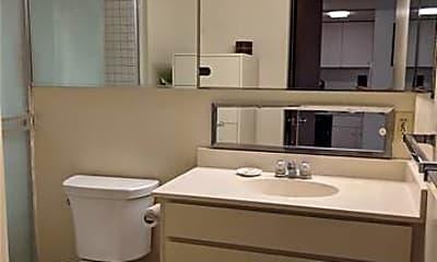 Bathroom, 1777 Ala Moana Blvd 910, 2